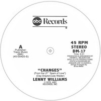 Lenny Williams - Changes - Joaquin Joe Claussell Edits