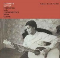 Image of Elizabeth Cotten - Freight Train And Other North Carolina Folk Songs And Tunes