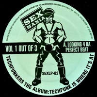 Image of Techfunkers - Techfunkers The Album: Techfunk Is Where It's At (Vol 1)
