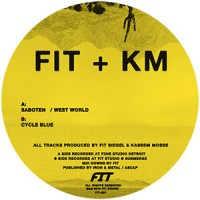 Image of FIT Siegel & Kassem Mosse - Saboten