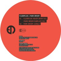 Image of Floorplan V Mark Broom - Floorplan V Mark Broom EP