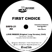 Image of First Choice - Love Freeze (DJ Spinna)