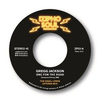 Image of Gregg Jackson - One For The Road (Nigel Lowis Mixes)