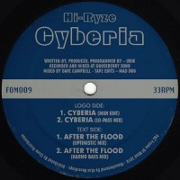 Image of Hi-Ryze - Cyberia / After The Flood