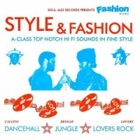 Image of Various Artists - Soul Jazz Records Presents Fashion Records: Style & Fashion