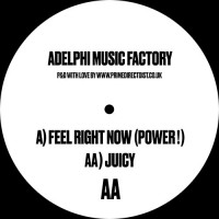 Image of Adelphi Music Factory - Feel Right Now (Power!)