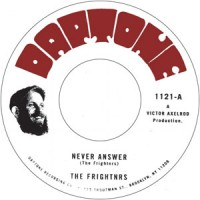 The Frightnrs - Never Answer B/w Questions (Dub)