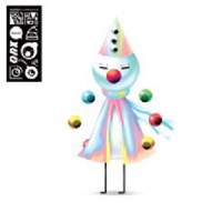 Image of Iglooghost - Clear Tamei / Steel Mogu