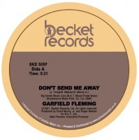 Image of Garfield Fleming - Don't Send Me Away / You Got Dat Right