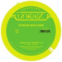 Image of Punkin Machine - I Need You Tonight