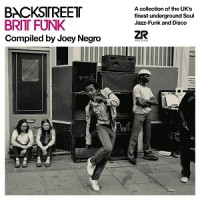 Image of Various Artists - Backstreet Brit Funk Vol.1 Compiled By Joey Negro - Reissue