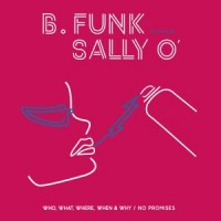 Image of B Funk Feat. Sally O' - Who, What, Where, When & Why