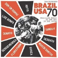 Image of Various Artists - Soul Jazz Records Presents Brazil USA 70: Brazilian Music In The USA In The 1970s