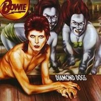 Image of David Bowie - Diamond Dogs - 45th Anniversary Edition (Red Vinyl)