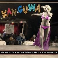 Image of Various Artists - Kan-gu-wa - Exotic Blues & Rhythm Vol 3 - Clear Vinyl Reissue