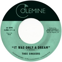 Image of Thee Sinseers - It Was Only A Dream