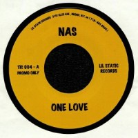 Image of Nas / The Heath Brothers - One Love
