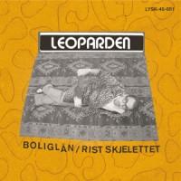Image of Leoparden - Boliglan / Rist Skjelettet