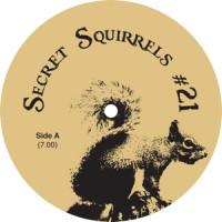 Secret Squirrel - No. 21