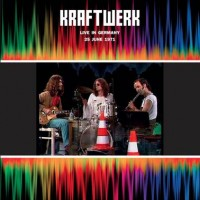 Image of Kraftwerk - Live In Germany 25 June 1971