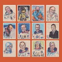 Image of Darren Hayman - 12 Astronauts