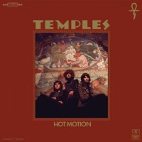 Image of Temples - Hot Motion + WRISTBAND