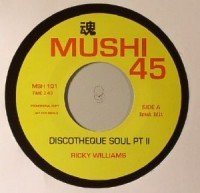 Image of Ricky WIlliams / Les Baxter - Discotheque Soul Part II (Break Edit)