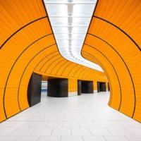 Image of Chemistry Lane - Mirrored Wall / El Acusador