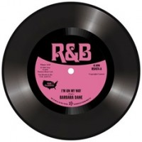 Image of Barbara Dane / Betty O'Brien - I'm On My Way / She'll Be Gone