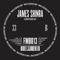 James Shinra - Signs / Arc- Inc. Benjamin Damage / John Beltran Remixes