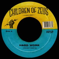 Image of Children Of Zeus - Hard Work / The Heart Beat, Pt. 2
