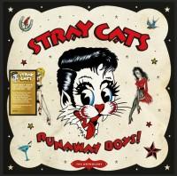 Image of Stray Cats - Runaway Boys: The Anthology