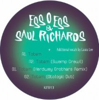 Image of Ess O Ess & Saul Richards Feat. Laura Lee - Totem - Inc. Hardaway Brothers / Otologic Remixes