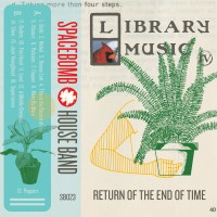 Image of Spacebomb House Band - Known About Town: Library Music Compendium One
