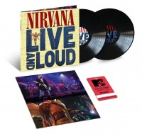 Image of Nirvana - Live And Loud - Vinyl Edition
