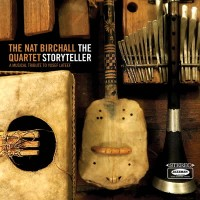 Image of The Nat Birchall Quartet - The Storyteller - A Musical Tribute To Yusef Lateef