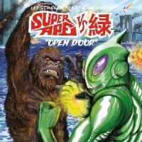 Image of Lee Scratch Perry & Mr. Green - Super Ape Vs Open Door