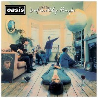 Image of Oasis - Definitely Maybe - 25th Anniversary Edition