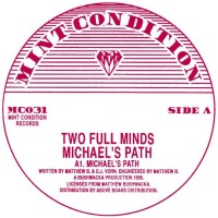 Image of Two Full Minds - Michael's Path