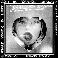 Image of Crass - Penis Envy