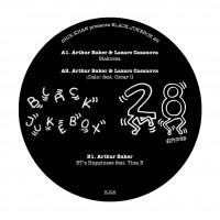 Image of Arthur Baker & Lazara Casanova - Shir Khan Presents Black Jukebox 28