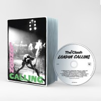 Image of The Clash - London Calling: The Scrapbook