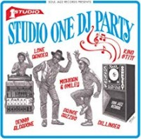 Image of Various Artists - Soul Jazz Records Presents: Studio One DJ Party