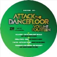 Image of Various Artists - Attack The Dancefloor Vol. 14