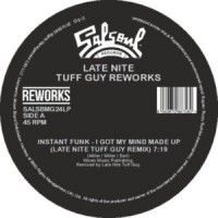 Image of Instant Funk / Orlando Riva Sound / The Salsoul Orchestra - Late Nite Tuff Guy Reworks