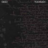 Image of Dego - Too Much