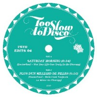 Image of DoctorSoul - Too Slow To Disco Edits 04