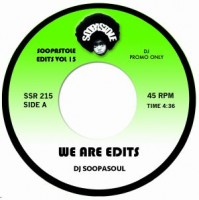 Image of DJ Soopasoul - We Are Edits