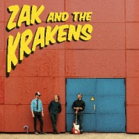 Image of Zak And The Krakens - Zak And The Krakens