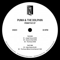 Image of Puma & The Dolphin - Primitive EP - Inc. Michal Turtle Remix